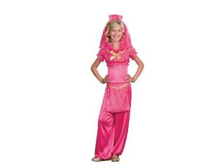 Genie May K Wish Costume Child Medium