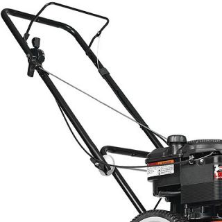 Husqvarna Grass Trimmer Mower, 163cc Briggs & Stratton Engine, 22 In.: Model# HU675HWT 961730006