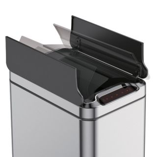 EKO 13 Gal. Phantom Sensor Trash Can