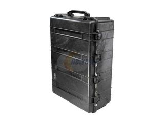 PELICAN 1730 000 110 Black Transport Case with Foam