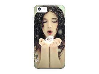 KarenWiebe Fashion Protective Im Spreading Love Cases Covers For Iphone 5c