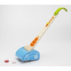 Wonderworld Toys Rubber Wood Wonder Vacuum  ™ Shopping