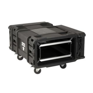 SKB Cases 30 Deep 4U Roto Shock Rack in Black