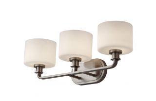 Murray Feiss VS29003 BS Brushed Steel Bathroom Light