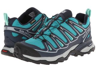 Salomon X Ultra 2 GTX® Peacock Blue/Deep Blue/Lucite Green