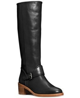 COACH CECELIA RIDING BOOTS   Shoes