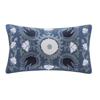 Harbor House Freya Cotton Lumbar Pillow