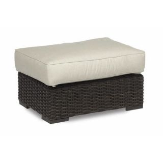 Sunset West Cardiff Ottoman with Cushion