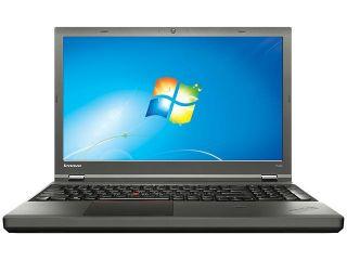 """ThinkPad Laptop T Series T540p (20BE00BTUS) Intel Core i5 4210M (2.6 GHz) 4 GB Memory 500 GB HDD Intel HD Graphics 4600 15.6"""" Windows 7 Professional 64 Bit downgrade rights in Windows 8 Pro 64 Bit"""