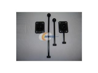 ATV Cycle Truck Van Cargo Work Trailer Latch Door Stop