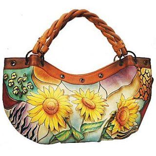 Anuschka Braided Tote Bag