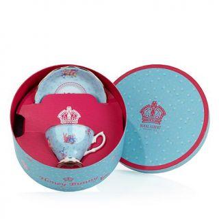 Royal Albert Candy Collection 3 piece Tea Cup Set   Honey Bunny   8045310