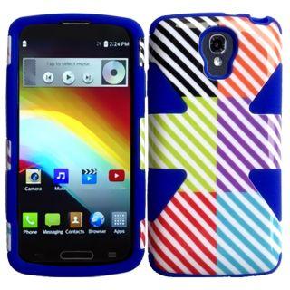 Insten Tuff Dual Layer Hybrid Rubberized Hard PC/ Silicone Phone Case