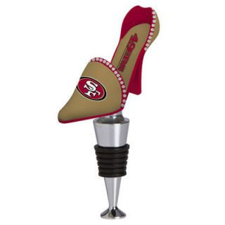San Francisco 49ers Shoe Bottle Stopper