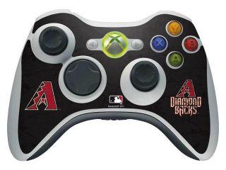 "Xbox360 Custom UN MODDED Controller ""Exclusive Design   Arizona Diamondbacks  Primary Solid Distressed"""