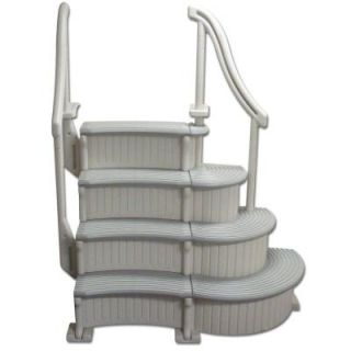 Confer Plastics Above Ground Swimming Pool Curve Step System B8022