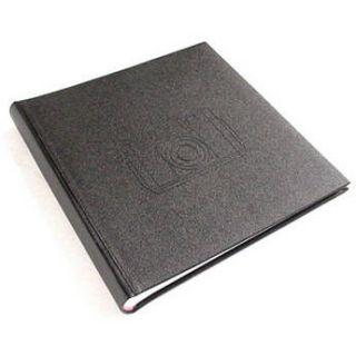"""Lomography Square Holga Album   Holds One 5 x 5"""" Photo 767"""