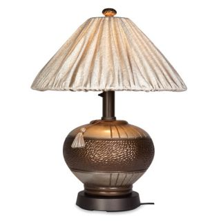 Phoenix 32 H Table Lamp with Empire Shade by Patio Living Concepts