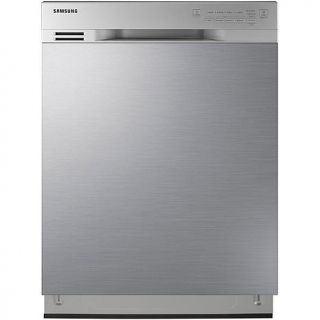 """Samsung 24"""" Dishwasher with Hard Food Disposer   Stainless Steel   8101044"""