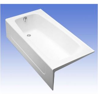 Compliant 66 x 32 Soaking Bathtub
