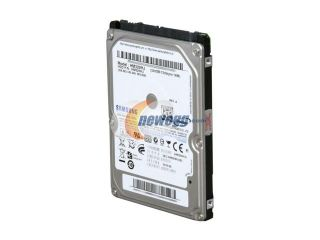 "SAMSUNG Spinpoint MP4 HM320HJ 320GB 7200 RPM 16MB Cache SATA 3.0Gb/s 2.5"" Internal Notebook Hard Drive Bare Drive"