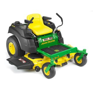 John Deere Z425 23 HP V Twin Dual Hydrostatic 54 in Zero Turn Lawn Mower with Briggs & Stratton Engine (CARB)