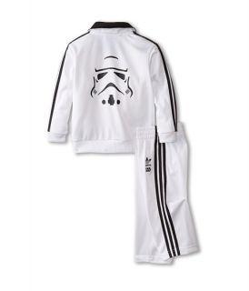 Adidas Originals Kids Star Wars Stormtrooper Tracksuit Infant Toddler, Adidas