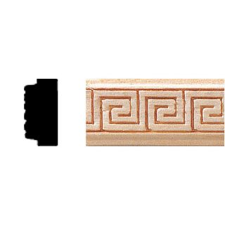 Manor House 3/8 in. x 3/4 in. x 8 ft. Hardwood Panel Moulding