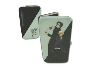 Hinge Wallet   Black Butler 2   New Claude & Aloise Toys Anime Licensed ge61030