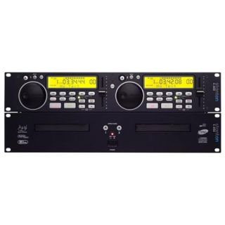 Stanton C502 Cross Media Player with CD, USB & MIDI Ccapability C502