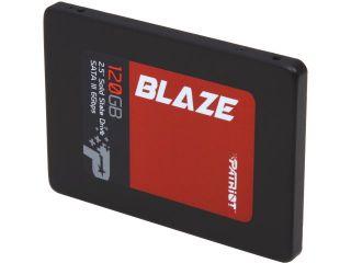 """Patriot Blaze 2.5"""" 120GB SATA III Internal Solid State Drive (SSD) PB120GS25SSDR"""