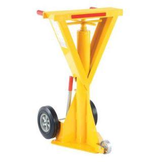 Vestil 40,000 lb. Spin Top Beam Ratchet Stabilizing Jack SP TOP BEAM