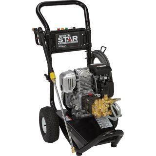 NorthStar Gas Cold Water Pressure Washer — 3000 PSI, 2.5 GPM, Honda Engine, Model# 15775440  Gas Cold Water Pressure Washers