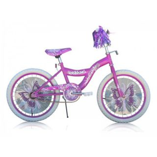 Punisher Skateboards Girls 16 Titan Flower Power Princess BMX Bike