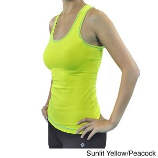 Madison Sport Womens Angie Racer Back Scoop Neck Tank Top