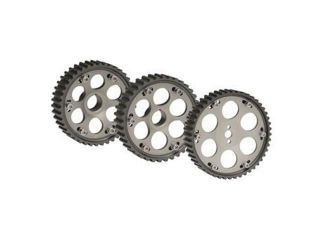 Skunk2 Pro Series Adjustable Cam Gears 304 05 5170 Titanium Fits:HONDA 1988   1