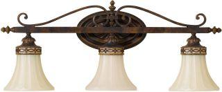 Murray Feiss VS12503 WAL Walnut Bathroom Light