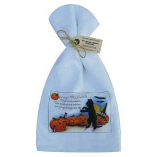 The Wearing of the Green Flour Sack Towel by Golden Hill Studio
