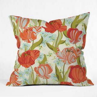 Sabine Reinhart Behind The Mill Polyester Throw Pillow by DENY Designs