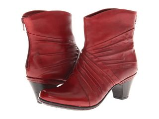 Cobb Hill Shannon Red, Shoes, Women