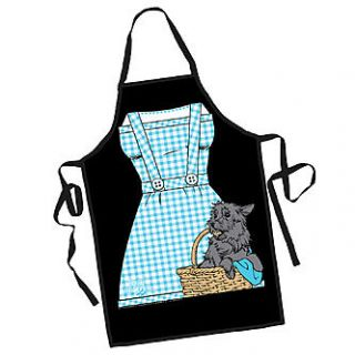 ICUP Wizard of Oz Dorothy Character Apron   Home   Kitchen   Kitchen