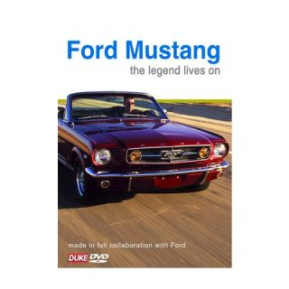 Ford Mustang The Legend Lives On