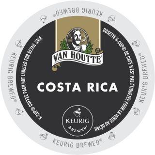 Van Houtte Costa Rica K Cup Portion Pack for Keurig Brewers   17669784