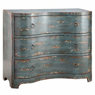 Widmer Monet Blue Layered tone Cabinet