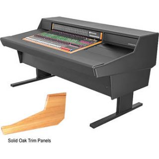 Argosy 70 Series Desk for Toft ATB24 with 10 RU 70 ATB24 R B O