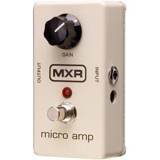 MXR MXR M133 Micro Amp Pedal   TVs & Electronics   Portable Audio