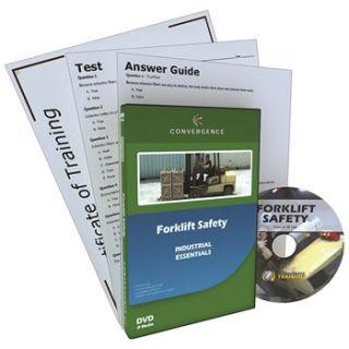 Forklift Safety DVD