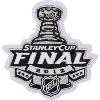 National Emblem NHL 2012 Stanley Cup Final Collectible Emblem