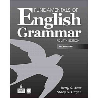 Fundamentals of English Grammar With Answer Key