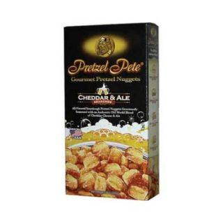 Cheddar & Ale Pretzel box 5.25 oz : 12 Count